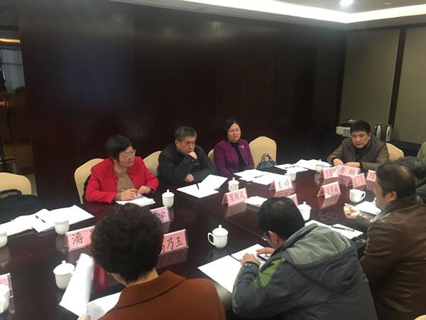 """武琼宇赴芜湖开展 """"同心走基层 和谐促发展""""调研活动"""